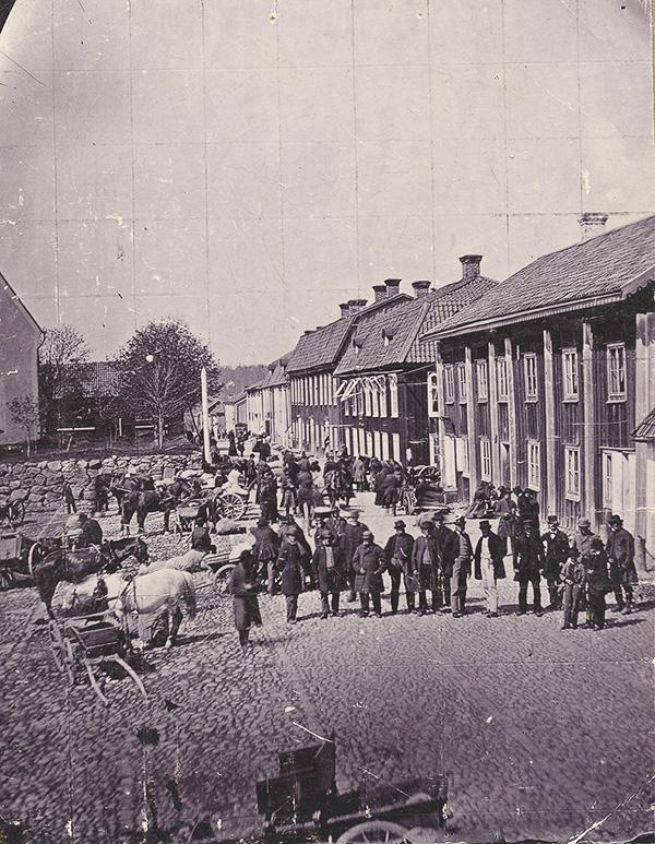 Foto ur Lindesbergs Museums arkiv