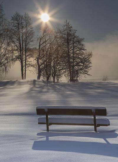 Februari 2015. Foto: gunnar Nilsson