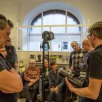 Minifotomässa för LFK:s medlemmar. Foto: Gunnar Nilsson
